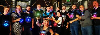 Laser Tag Parties (Fri-Sun)